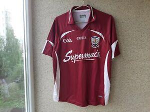 Gaillimh GAA O'NEILLS Jersey S Red Ireland Vintage 2000