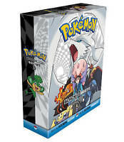 Pokemon Black and White Box Set 3: Includes Volumes 15-20 by Hidenori Kusaka...