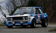 Italeri 3662 Fiat 131 Abarth Rally unlackierter Plastik Bausatz 1:24