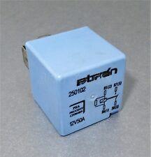 523-FIAT ULYSSE, c8 e 807 multi-uso 4-pin azzurro pallido Relè 12v 250102 50a BITRON