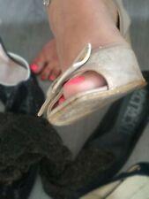 Well-worn women italian shoes