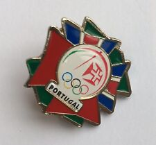 Portugal 2012 Juegos Olímpicos de Londres Pin BNIP