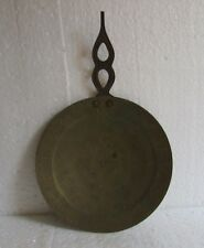 Vintage old Handcrafted Brass Kitchen Utensils ,Cookware, Frying Pan Collectible
