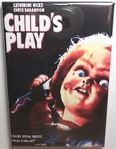 CHILDS PLAY Movie Art Silk Poster RARE Version Chucky 13x18 24x32 inch J724