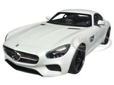 MERCEDES AMG GT S DESIGNO DIAMOND WHITE BRIGHT 1/18 MODEL CAR BY AUTOART 76311