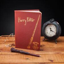 Official Harry Potter Notebook & Wand Pen