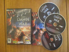 WARHAMMER 40000 : Dawn Of War ~~ Jeu PC Complet
