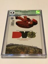 DV8: Gods and Monsters - D.C./Wildstorm - CGC 9.8 Issue # 1 White Pages Signed