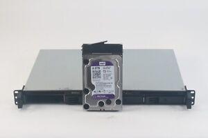 Synology RS816 Rackstation Version 6.2.3-25426 W/4x 4TB HDD