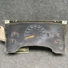 1997 Chevy S10 GMC Sonoma 4.3 Standard Shift Instrument Cluster Gauges OEM 40975