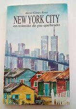 New York City en Transito de pie Quebrado por Alexis Gomez Rosa 1997 Puerto Rico