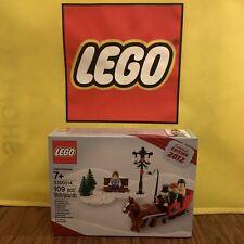 LEGO Seasonal Christmas (3300014) 2012 Limited Edition Rare Hard To Find