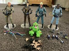 Diamond Select Real Ghostbusters Set Of 5 Action Figures Egon Peter Ray Winston