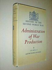 DESIGN & DEVELOPMENT OF WEAPONS. POSTAN, HAY & SCOTT. 1964 1st ED HB in DJ. HMSO