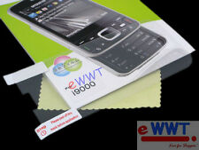 3x Clear Screen Protector Film+Cloth Set for Samsung i9001 Galaxy S Plus ZVSP424