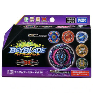 Takara Tomy Burst Dynamite Random Booster Vol. 26 Beyblade B-186