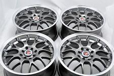 16 Wheels Aveo Integra Cl Vigor Cobalt Accord CRX Del Sol MX3 4x100 4x114.3 Rims