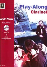 Yale Strom - World Music: Klezmer für Klarinette plus CD
