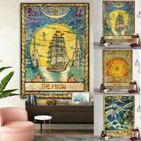 Indian Tapestry Hippie Mandala Wall Hanging Bohemian Bedspread Dorm Decor Throw