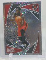 2020-21 NBA Sticker Panini Card Pascal Siakam Holo Foil  #277 Raptors