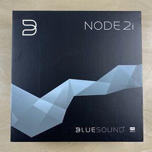 Bluesound Node 2i BLACK Wireless Multi-Room Hi-Res Music Streaming Player