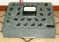 Lampemètre METRIX 310 contrôleur tubes de TSF