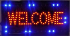 Welcome Led neon sign,store sign,business sign,window sign,smoke shop Sign