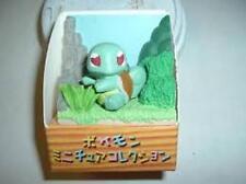 Pokemon Squirtle Action Figure Ceramic Diorama japan Banpresto Licensed