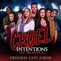 Cruel Intentions: The 90s Musical (CD, 2019, Original Cast Album, ABKCO Music)