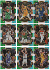 2017-18 Select Premier Level Prizms Tri Color Pick Any Complete Your Set