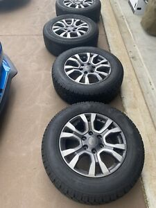 Ranger Wildtrak stock wheels