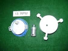15 - 18 Rpm Drying-Dryer Motor with Rod Chuck