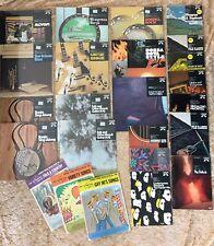 Vintage Optigan Light Organ Lot - Many Original Discs Sealed + Song Books Rare