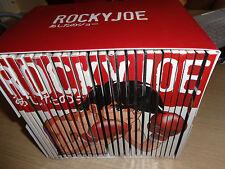 OPERA COMPLETA BOX COFANETTO 26 DVD ROCKY JOE DUE ANIME 126 EPISODI MANGA
