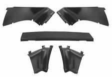 Mustang Interior Trim Set Fastback 5 Piece Set Plastic 1967 - 1968 - Dynacorn