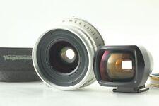 [ Near Mint +++ ] Voigtlander Snapshot-Skopar 25mm F4 MC Lens Leica L39 Finder