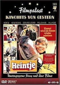 Heintje - Einmal wird die Sonne wieder scheinen von Hans ...   DVD   Zustand gut