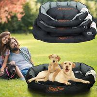 XXLJumbo Orthopedic Dog Bed Lounge Sofa Thicken Cushion Mattress Removable Cover