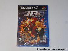 PlayStation 2 / PS2 Game: Iridium Runners (NEW/SEALED) [PAL] --RARE--