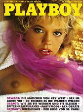 Playboy 02/1989    SHANNON LONG & SARAH ERNI & ANNA GARCIA    Februar/1989