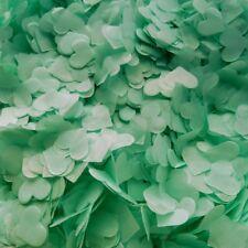 3500 Wedding Confetti Biodegradable Tissue Paper Hearts FILL 4 CONES Eco Vintage
