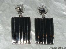 Unbranded Silver Earring Vintage Costume Jewellery