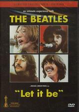 BEATLES - LET IT BE/ ..NAKED/LET IT BE - VIDEO - 2 CD - BRAND NEW