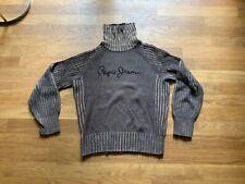 Schöner Pepe Jeans Rollkragen Pullover  - Größe S - sehr guter Zustand