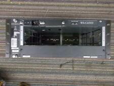 Cisco Systems WS-6503 Chassis w/ Board 73-6753-04 Fan-Mod-3 (4) Fan EFB1248VHE