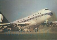 Sabena  Belgian Airlines Boeing 747 ALBE