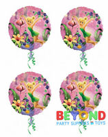 Disney Tinkerbell Happy Birthday Party Mylar Foil Balloon 18""