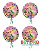 "Disney Tinkerbell Happy Birthday Party Mylar Foil Balloon 18"""