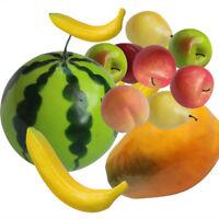 Lifelike Artificial Plastic Fruit Kitchen Fake Display Home Decorative Balss
