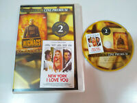 Micmacs + New York I love You Natalie Portman Bloom - DVD Español English